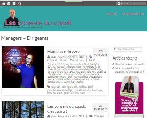 site conseils du coach